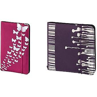 FengChun CD Tasche Up to Fashion (für 48 Discs, CD/DVD/Blu-ray/Hörbücher, Mappe zur Aufbewahrung)