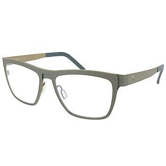 Blackfin Grays BF752 C577 Beta-Titanium Bio-compatible Italy Made Eyeglasses