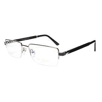 Paul Vosheront Eyeglasses Frame PV339 C2 Gold Plated Wood Italy 56-19-145 31