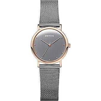 Bering Relógio Analógico Unisex Quartzo com Correia de Aço Inoxidável 13426-369