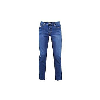 Diesel D-mihtry Regular Fit Blue Jeans