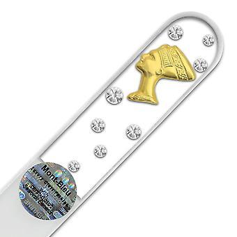 Nefertity glas nagelvijl JW-G5