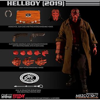 Hellboy (David Harbour) ONE:12 Collective from Hellboy 2019