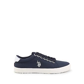Ee.UU. Polo Assn. - Zapatos - Zapatillas deportivas - MARCS4082S0-CY1-DROY - Hombres - Azul marino - EU 42