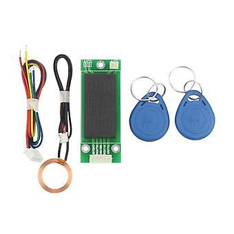 Rfid-rele ohjaustaulu Dc5v Access Control Board Emid 125khz Läheisyyskortti