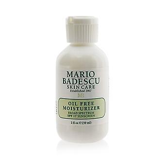 Mario Badescu Oil Free Moisturizer SPF 17 - For Combination/ Oily/ Sensitive Skin Types (Exp. Date 11/2021) 59ml/2oz
