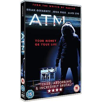 ATM DVD