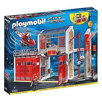 Playset City Action İtfaiye İstasyonu Playmobil 9462