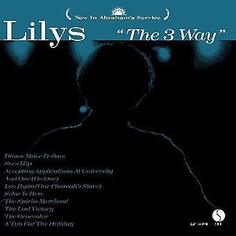 Lilys - 3 Way [Vinyl] USA import
