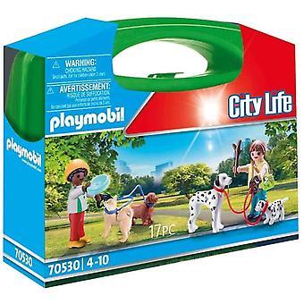 Playmobil 70530 Puppy Playtime Bärväska