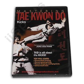 Maîtriser Tae Kwon Do Kicks Dvd Park -Vd6721A