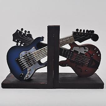 Gitar Hylle Ryddig Bookend