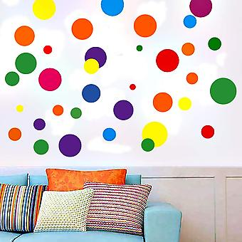 Room Mates - Primary Colors Just Dots Peel