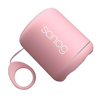 Portable outdoor waterproof audio(Pink)