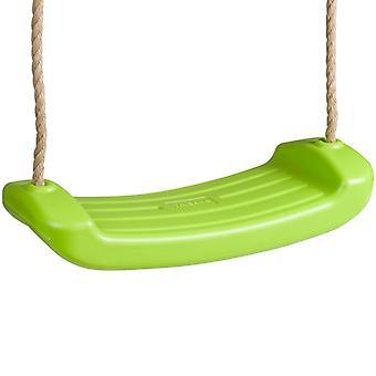 TRIGANO Balançoire pour enfants 1,9-2,5 m vert J-426