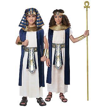 Muinainen Egyptin tunika faarao Kleopatra Kirja Viikko Lapsi Tytöt Pojat Puku