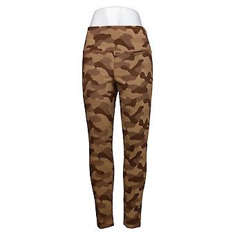 Vrouwen met Control Leggings Tummy Control TUSHY LIFTER Brown A372915