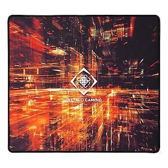 DELTACO GAMING DMP410 Limited edition mousepad, polyester, stitched ed