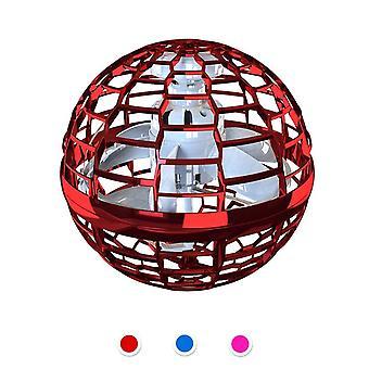 Flynova Pro Flying Ball Toys,2021 Päivitetty versio Ladattava Käsi ohjataan 360rotating sisäänrakennettu Led Mini Drone Flying Boomerang Balls Lahjat Choic