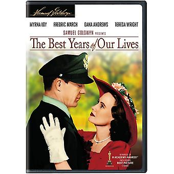 Best Years of Our Lives [DVD] USA import