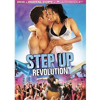 Trin op Revolution [DVD] USA importerer