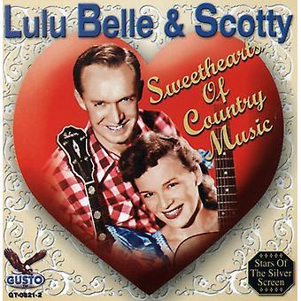 Lulu Belle & Scotty - enamorados de la importación de los E.e.u.u. de la música de país [CD]