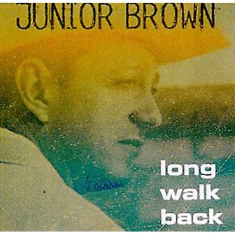Junior Brown - Long Walk Back [CD] USA import