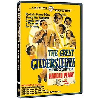 Stor Gildersleeve Movie Collection [DVD] USA importerer
