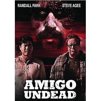 Amigo Undead [DVD] USA import
