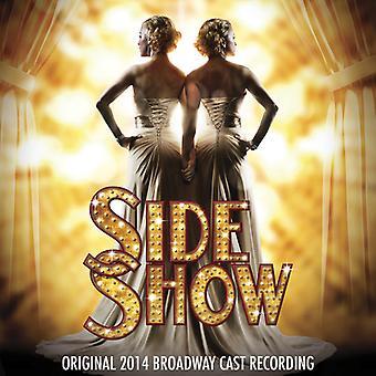 Side Show / O.B.C. - Side Show / O.B.C. [CD] USA import