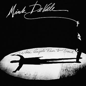 Mink Deville - Where Angels Fear to Tread [CD] USA import