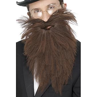 Dverg skjeggete dverg skjegg brun Wrinklies