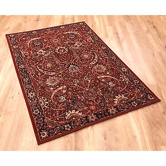 Kashqai 4335-300 Similiar to the rug seen in Downton Abbey and is a similar co Rectangle Rugs Traditional Rugs