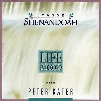 Joanne Shenandoah - Lifeblood [CD] USA import