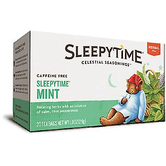 Celestial Seasonings Sleepytime Mint Tea