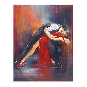 Tango Nuevo II Poster Print von Pedro Alvarez (15 x 19)