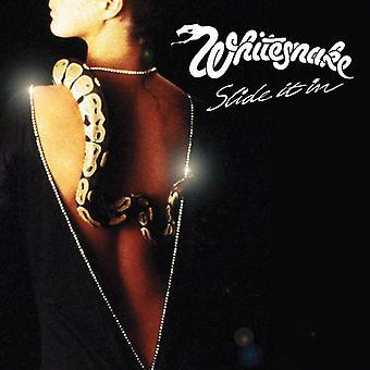 Whitesnake - Schuif het in [CD] USA import