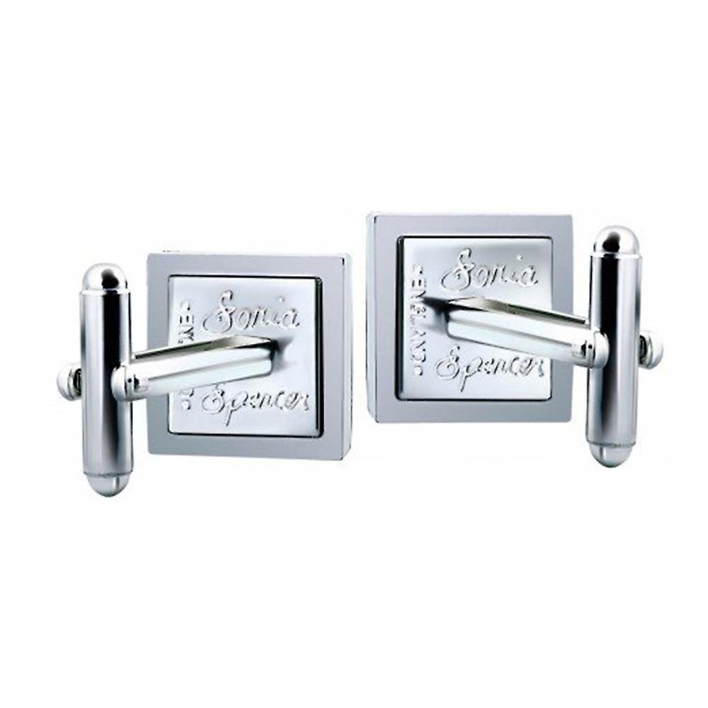 Just Resting Cufflinks by Sonia Spencer, in Presentation Gift Box. Theatre, Plays