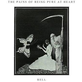 Pains of Being Pure at Heart - Hell [Vinyl] USA import