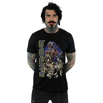Iron Maiden Men's Somewhere In Time T-Shirt