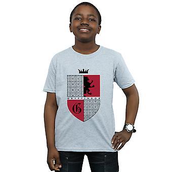 Harry Potter Boys Gryffindor Shield T-Shirt