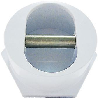 Pentair 86201300 ABS ankaret Cup med rostfritt stål - vitt