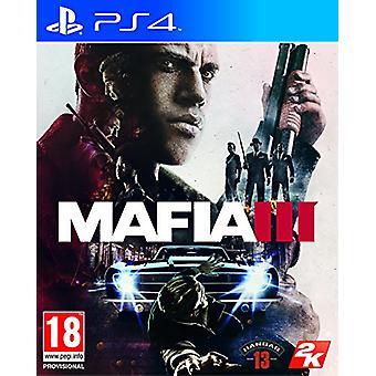 Mafia III (PS4) - New