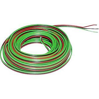 BELI BECO L318/50R Strand 3 x 0,14 mm² punainen, vihreä, musta 50 m