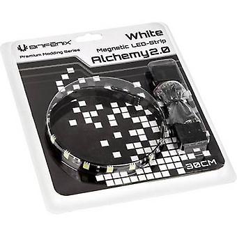 PC LED strip 30 cm White Bitfenix Alchemy 2.0 Magnetic LED-Strip