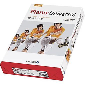 פאפירוס פלאנו® אוניברסלי 88026736 נייר מדפסת אוניברסלי A3 80 ג'/מ