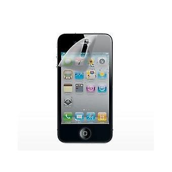 IPhone 4/4 s - 3 パック Puregear 耐スクラッチ スクリーン プロテクター