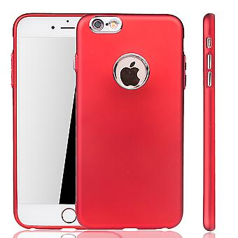 Apple iPhone 6 / 6s plus case - cell phone case for Apple iPhone 6 / 6 s plus - mobile case in red
