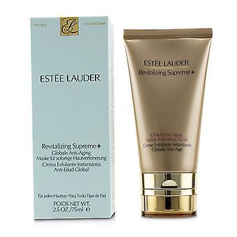 Estee Lauder Revitalizing Supreme - Global Anti-aging Instant Refinishing Facial - 75ml/2.5oz