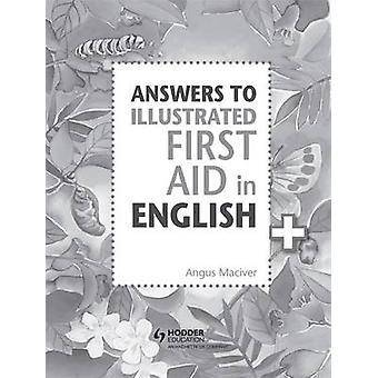 Svar til illustrert førstehjelp på engelsk (2 revidert utgave)